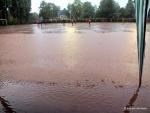 Regen im August 2014